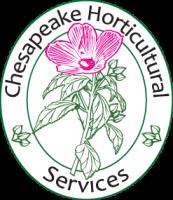 chesapeake horticulture service logo